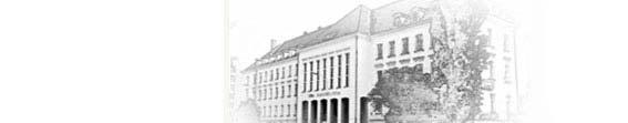 Widok dawnego budynku Wielkopolska Izba Rzemieślnicza
